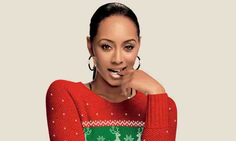 Almost Christmas Keri Hilson.Singer Songwriter Keri Hilson Dishes On Her Role In Almost