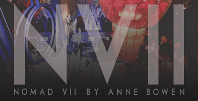 Backstage At The NVII Nomad VII by Anne Bowen Presentation