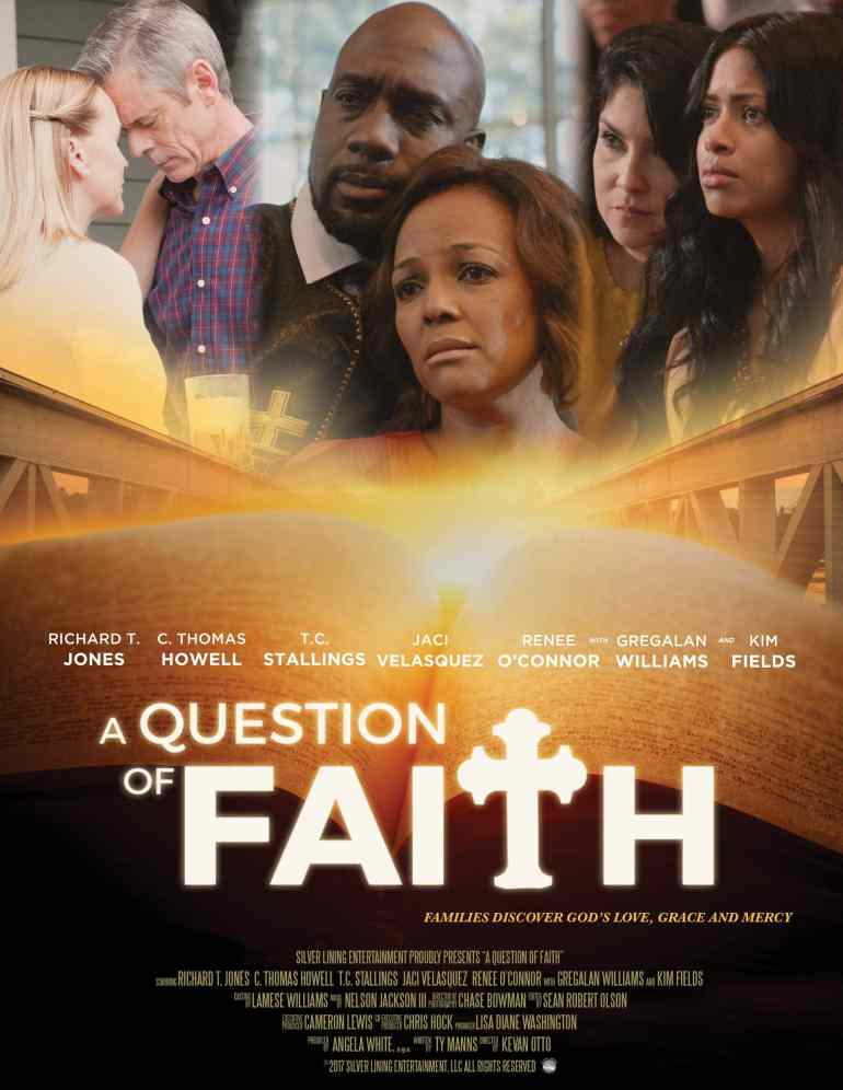 A Question of Faith' to Close MegaFest 2017 in Dallas