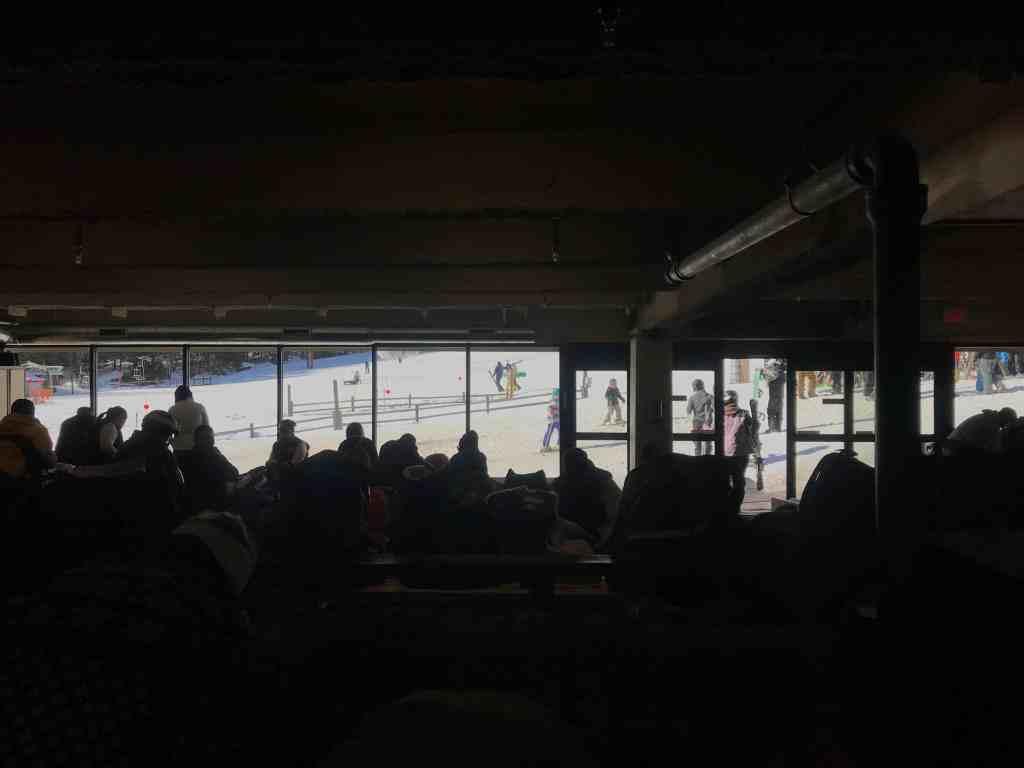 Ski Lodge, Whiteface Mountain, Lake Placid, NY
