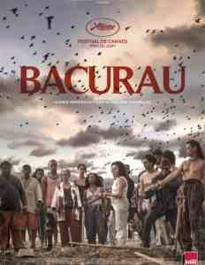 Poster for the film Bacurau