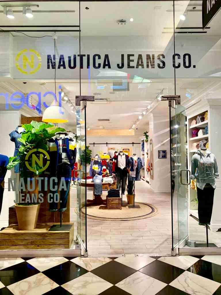 Nautica Jeans Store