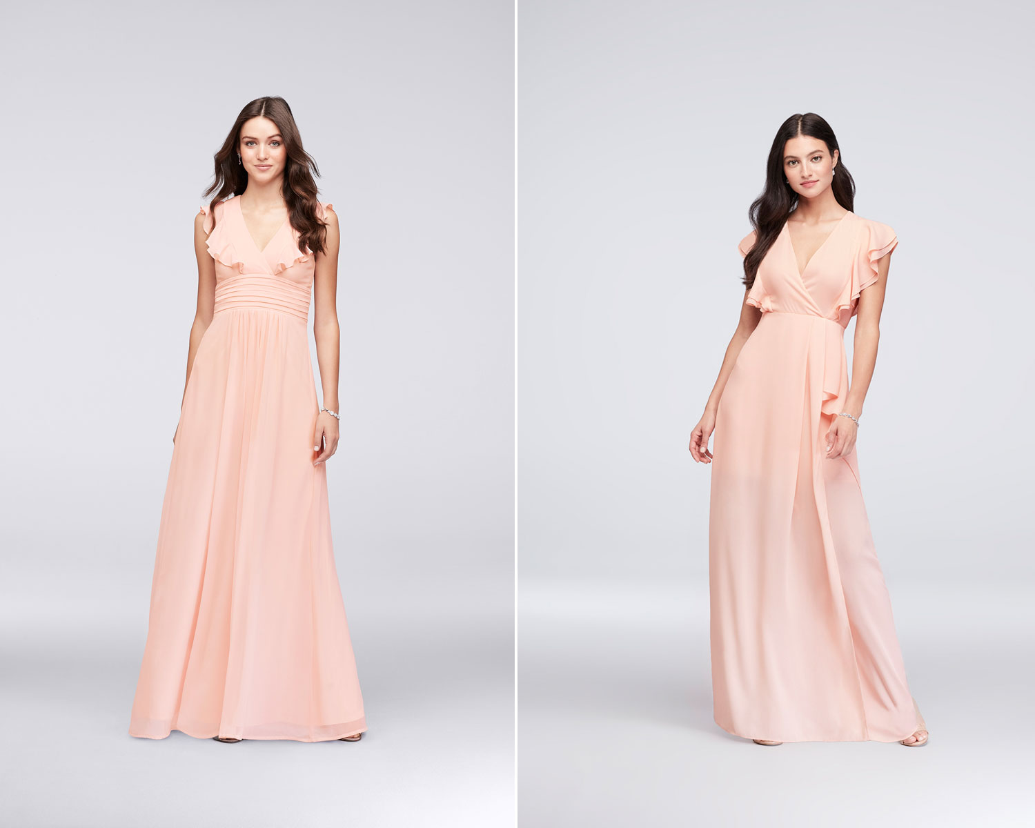 David's Bridal To Release Bridesmaid Dresses For Under $100