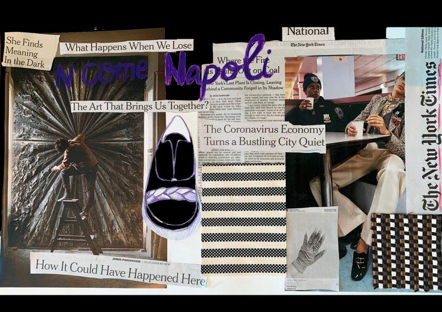 N come Napoli SS21