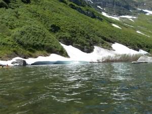 June 27/17 – Kayaking Cameron Lake