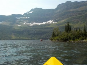 August 5/17 – Kayak, Cameron Lake