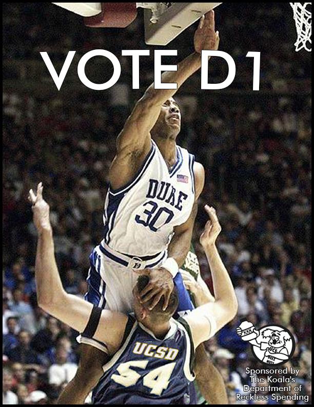 VOTE D1