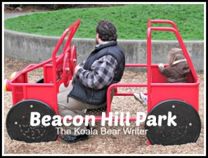 Explore: Beacon Hill Park, Victoria