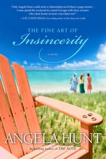The Fine Art of Insincerity by Angela Hunt