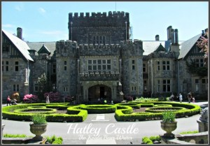 Explore: Hatley Castle and Gardens