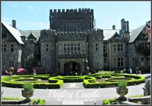 Explore: Hatley Castle and Gardens