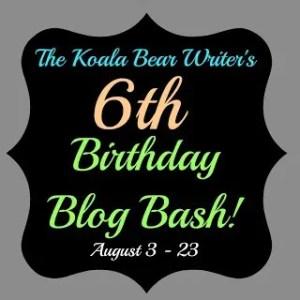 KBW's 6th Birthday Blog Bash!