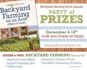 Book Review: Backyard Farming on an Acre (More or Less)