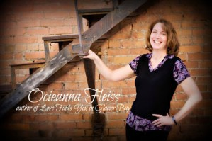 Writers-on-Wednesday: Ocieanna Fleiss