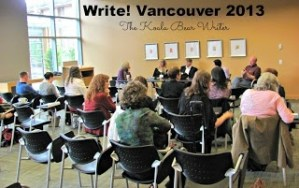 Seven Quick Takes of Write! Vancouver (Vol. 14)