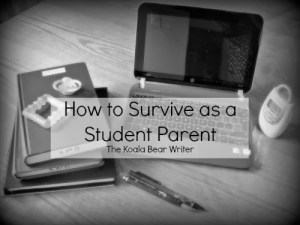 How to Survive as a Student Parent