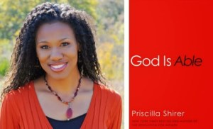 Book Review: God is Able by Priscilla Shirer