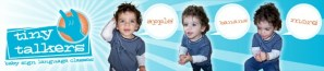 Tiny Talkers Baby Sign Language Classes
