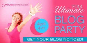 It's the Ultimate Blog Party 2014!