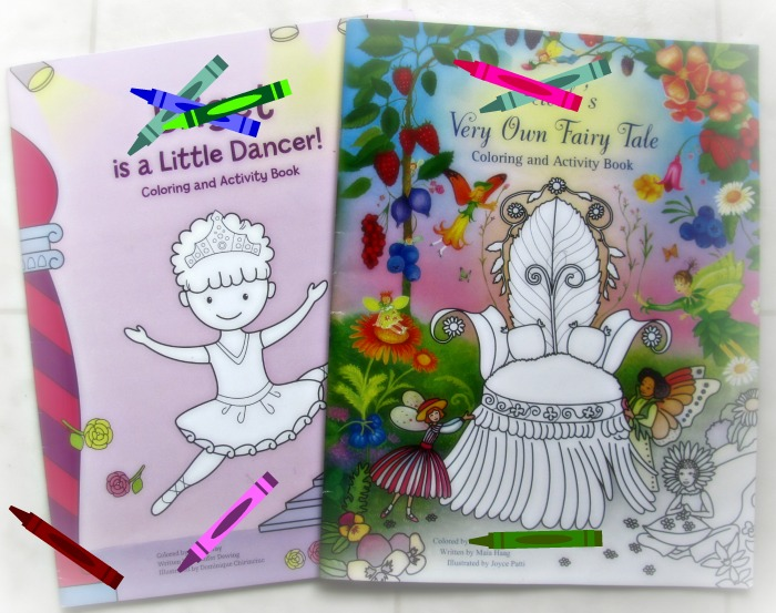 I See Me! personalized colouring books (personalized products for kids)