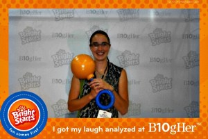WW: BlogHer14 Conference Selfies