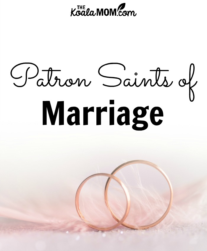 Patron Saints of Marriage
