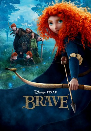 Disney-Pixar movie Brave