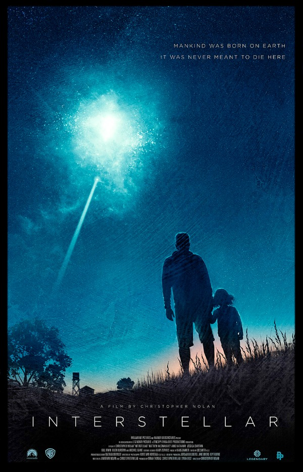 Interstellar - one of my favourite father-daughter movies