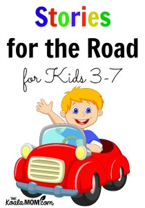 Stories for the Road for Kids 3-7