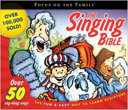 The Singing Bible CDs by Focus on the Family