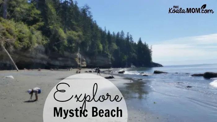 Explore Mystic Beach