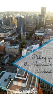 Explore the Vancouver Lookout