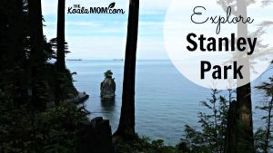 Hiking in Stanley Park
