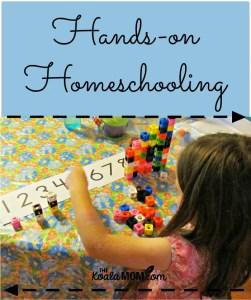 Hands-on Homeschooling Ideas