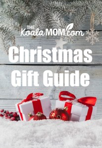The Koala Mom's Christmas Gift Guide