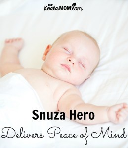 Snuza Hero Delivers Peace of Mind