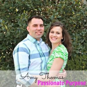 Coming Home: Amy Thomas' Conversion Story