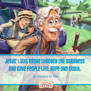 Begin Prepping for Easter with Odyssey Adventure Club
