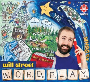 Will Stroet releases his new WordPlay CD