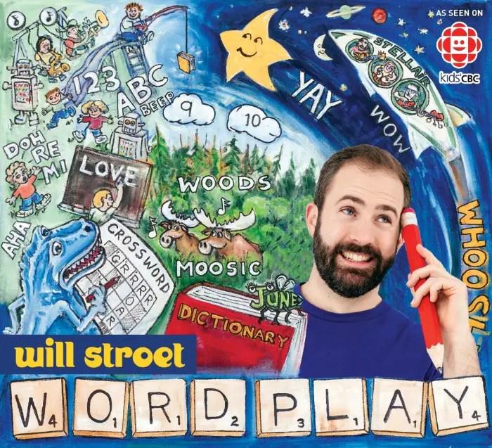 Will Stroet's CD Wordplay
