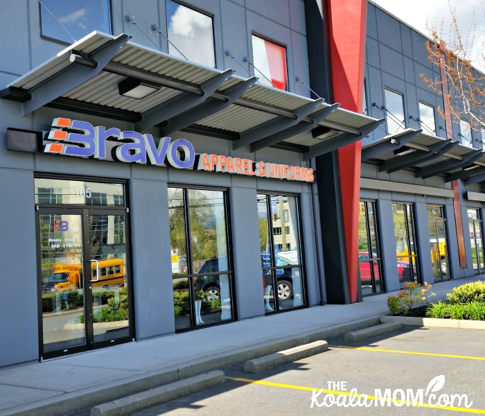 Bravo Apparel & Uniforms in Surrey, BC