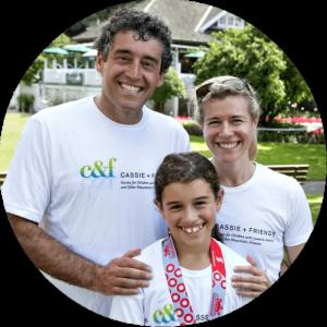 Cassie Races to Raise Money for Juvenile Arthritis