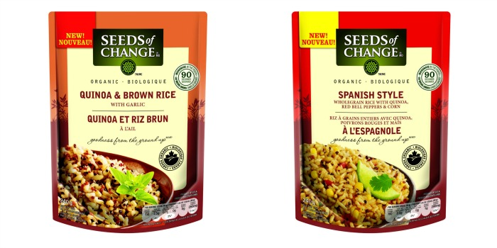 Seeds of Change Brown Rice and Quinoa