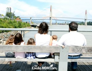 Taking Family Photos with Memotime Photography