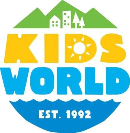 Kidsworld summer passes