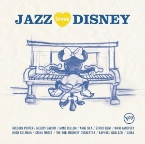 Jazz Loves Disney CD will delight Disney fans young and old