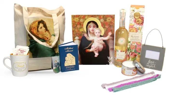 Mommy Catholic Gift Box