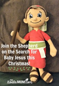 Join the Shepherd on the Search for Baby Jesus this Christmas!