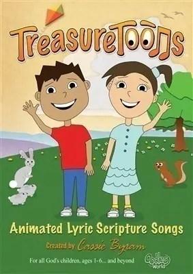 TreasureToons DVD