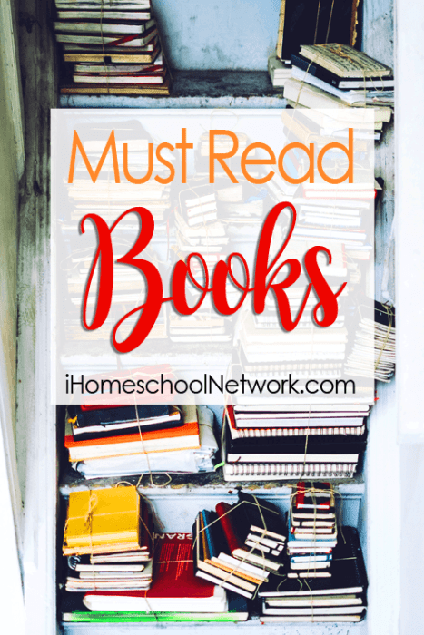 Must-read Books linkup with iHN
